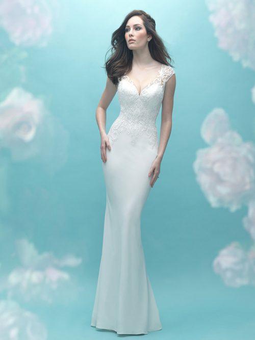 9469 Allure Bridals Wedding Dress