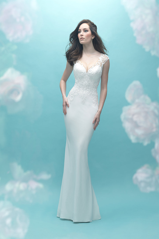 9469 Allure Bridals Wedding Dress