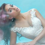 9470 Allure Bridals Princess Line Wedding Dress
