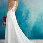 9510 Allure Bridals Princess Line Wedding Dress