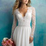9515 Allure Bridals Princess Line Wedding Dress