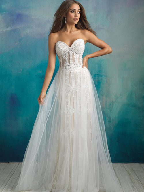 9523 Allure Bridals Wedding Dress