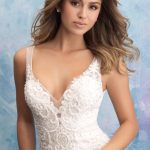 9554 Allure Bridals Wedding Dress