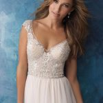 9563 Allure Bridals Bridal Gown