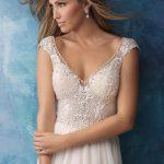 9563 Allure Bridals Elegant Bridal Gown
