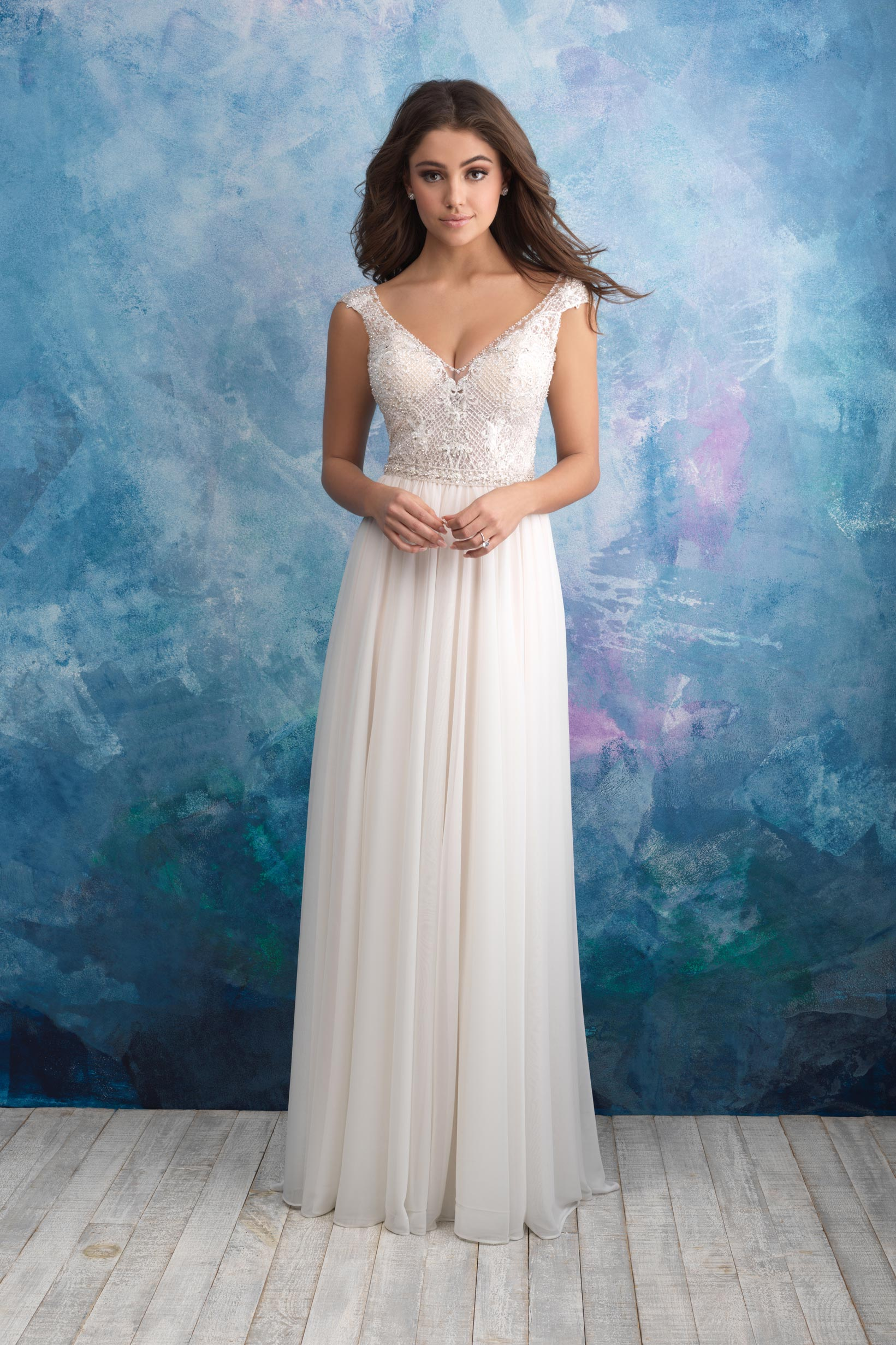 9563 Allure Bridals Classic Bridal Gown