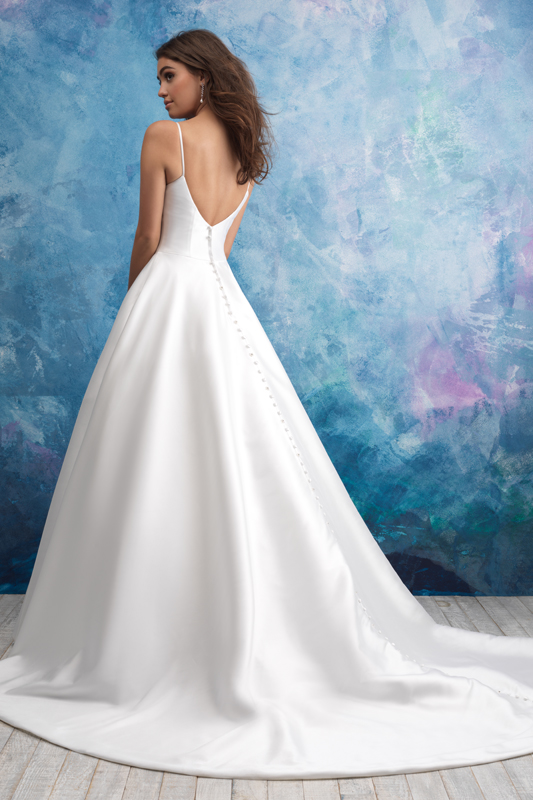 9570 Allure Bridals Designer Wedding Dress
