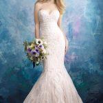 9574 Allure Bridals Bridal Gown