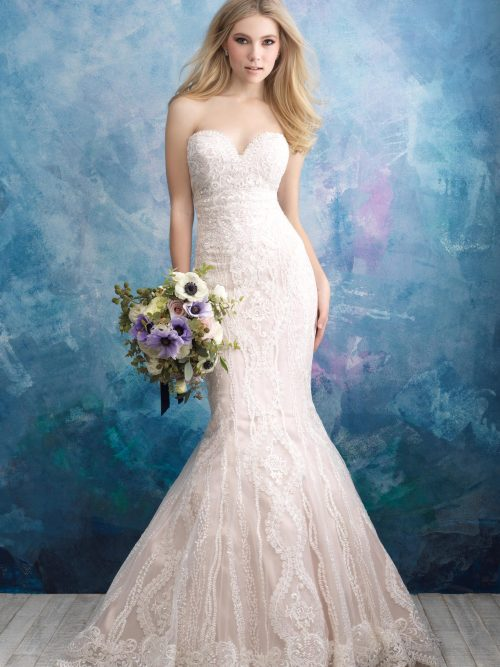9574 Allure Bridals Bridal Gown