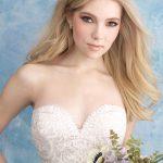 9574 Allure Bridals Elegant Bridal Gown