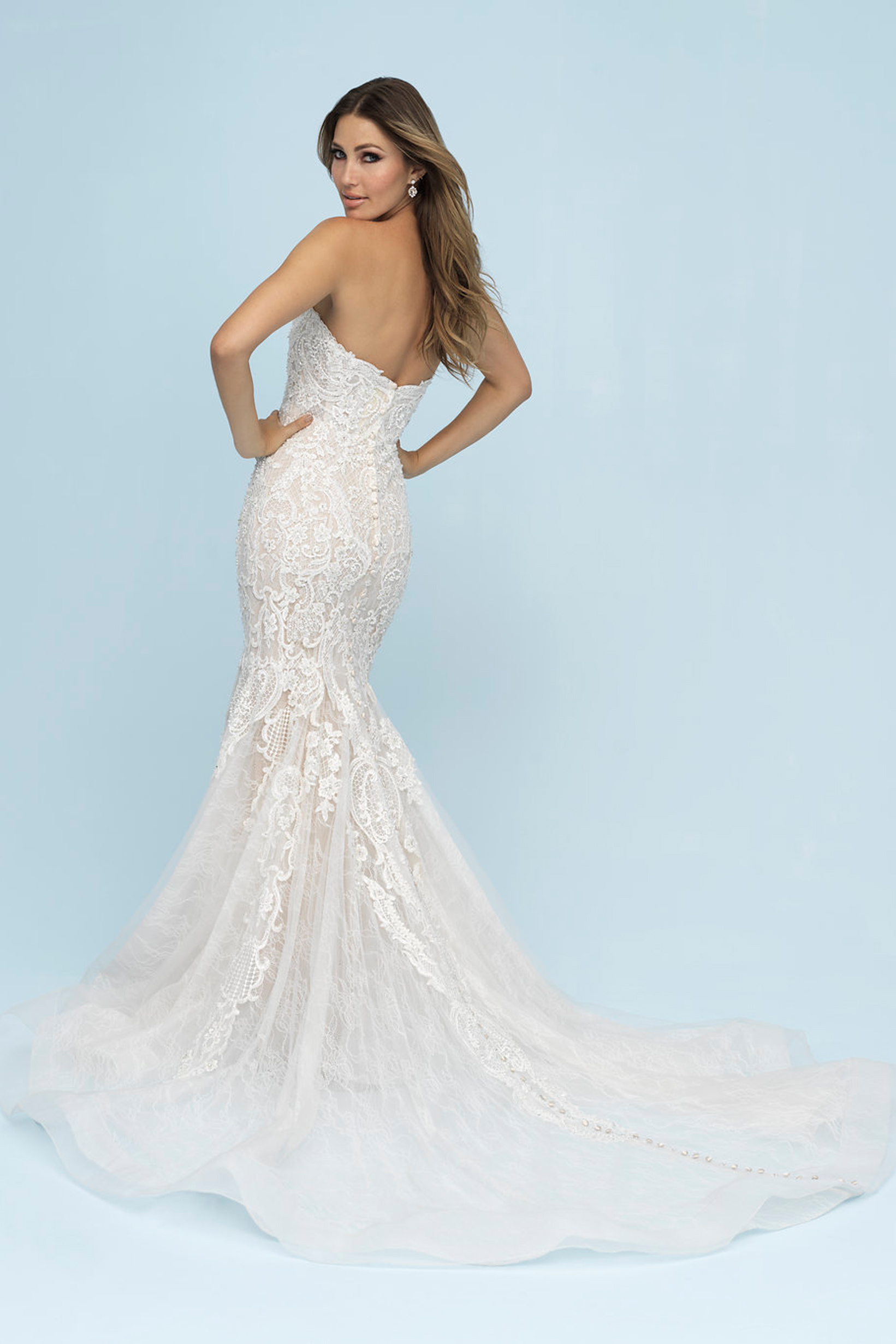 9601 Allure Bridals Bridal Gown
