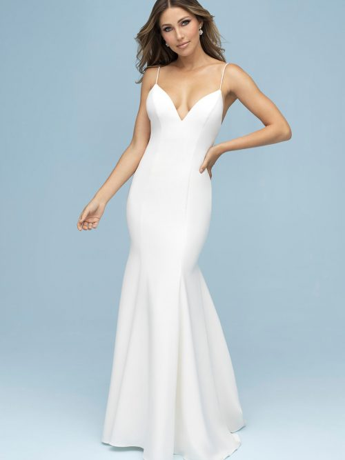 9603 Allure Bridals Modern Bridal Gown