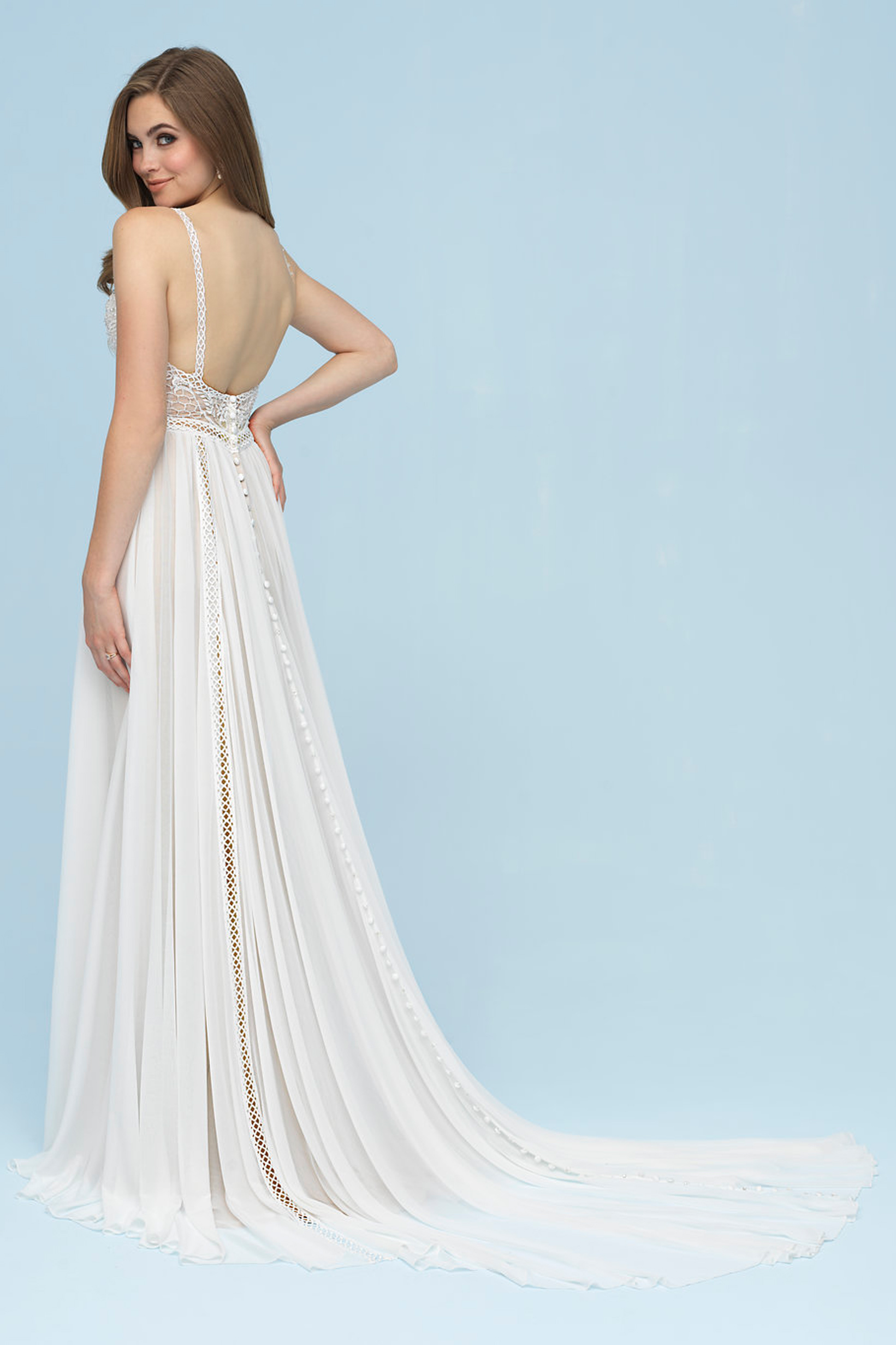 9616 Allure Bridals Princess Line Bridal Gown