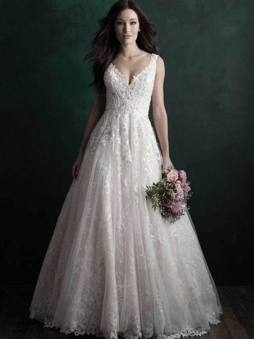 C509 Allure Couture Designer Bridal Gown
