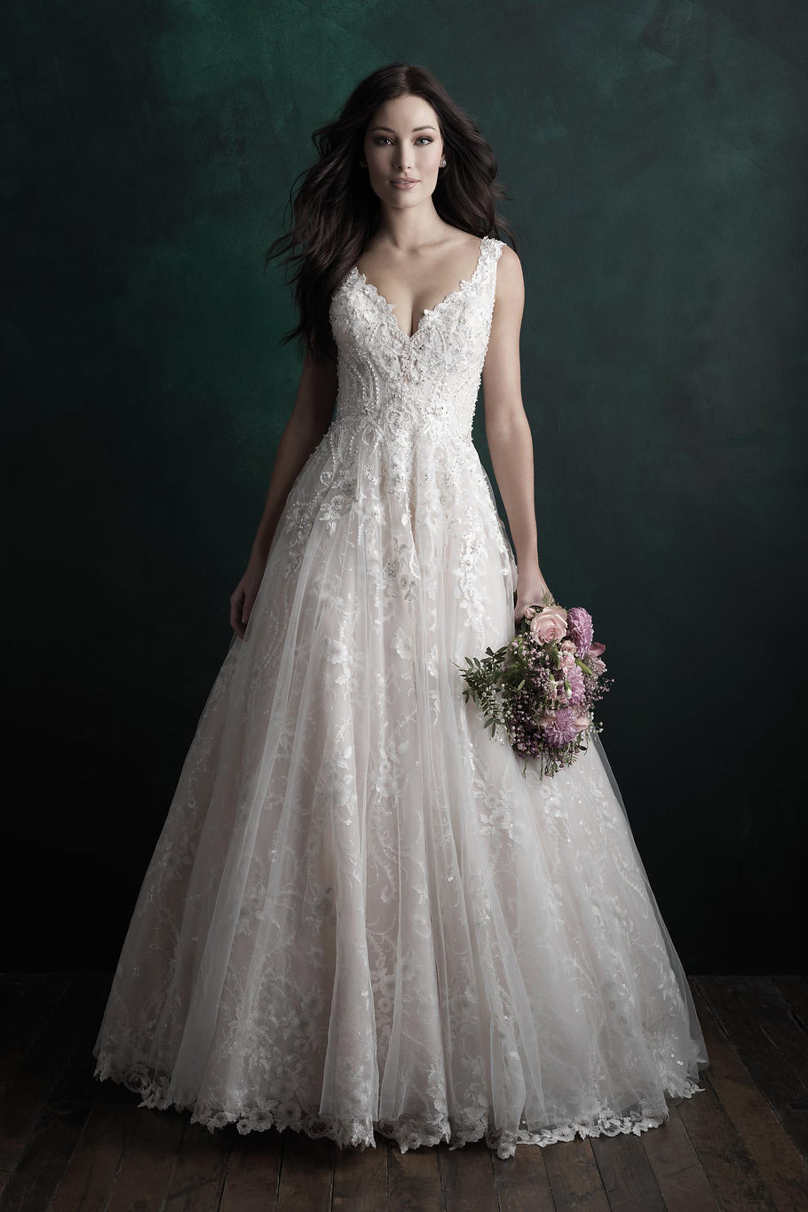 C509 Allure Couture Designer Bridal Gown