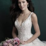 C509 Allure Couture Classic Bridal Gown