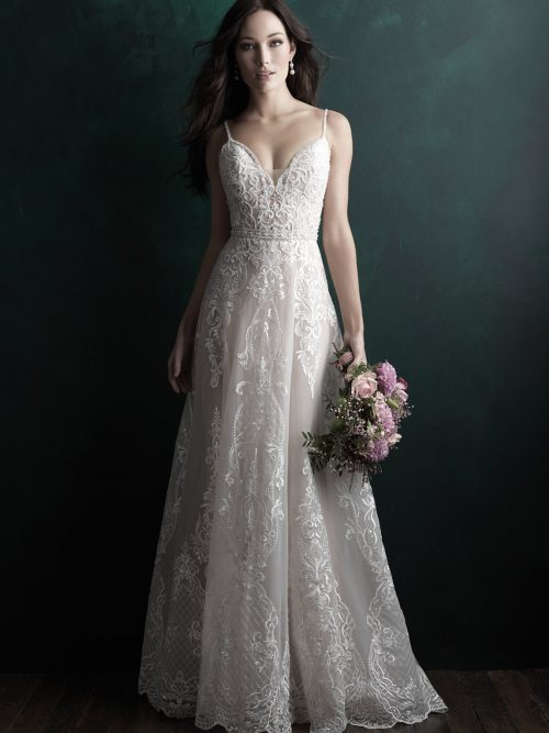 C511 Allure Couture Classic Bridal Gown