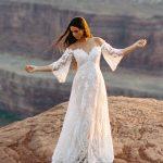 F104 Willow Wilderly Wedding Dress