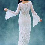 F108 Sage Wilderly Designer Bridal Gown
