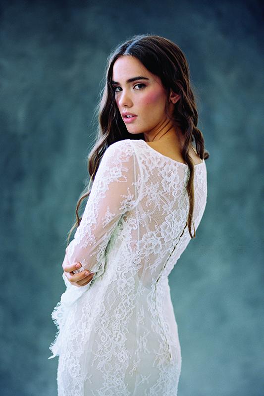 F108 Sage Wilderly Bride Wedding Dress