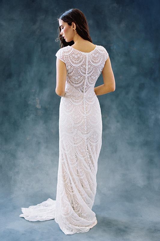 F111 Fern Wilderly Designer Bridal Gown