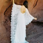 F112 Opal Wilderly Bride Boho Wedding Dress