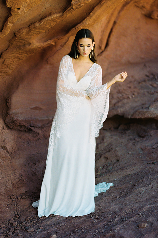 F112 Opal Wilderly Wedding Dress