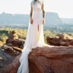 F114 Adele Wilderly Bride Wedding Dress
