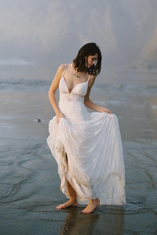 F115 Lily Wilderly Bride Sheath Bridal Gown