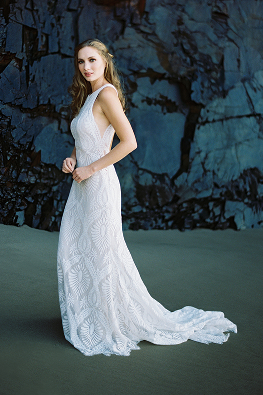 F116 Marlowe Designer Wedding Dress