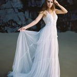 F119 Eloise Wilderly Princess Line Bride Bridal Gown