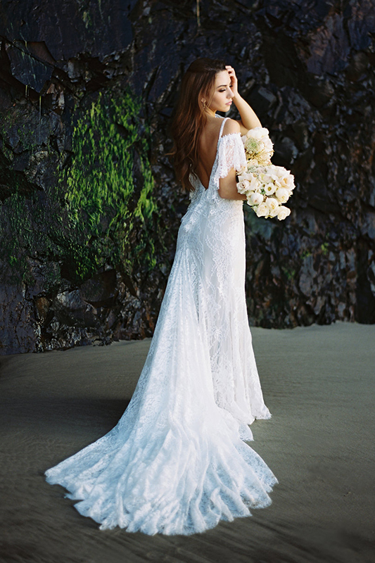 F122 Layla Wilderly Bride Boho Wedding Dress