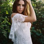 F122 Layla Wilderly Bride Boho Bridal Gown
