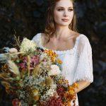 F124 Stella Wilderly Bride Sheath Bridal Gown