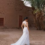 F135 Piper Wilderly Bride Bohemian Bridal Gown