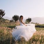 F142 Adara Wilderly Bride Boho Bridal Gown
