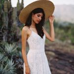 F148 Hollis Wilderly Bride Boho Princess Wedding Dress