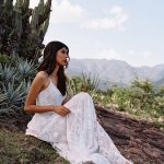 F148 Hollis Wilderly Bride Bohemian Bridal Gown