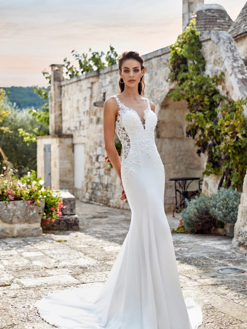 Isabel Eddy K Bridal Gown