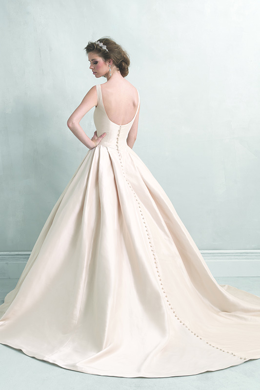 MJ05 Madison James Ballgown