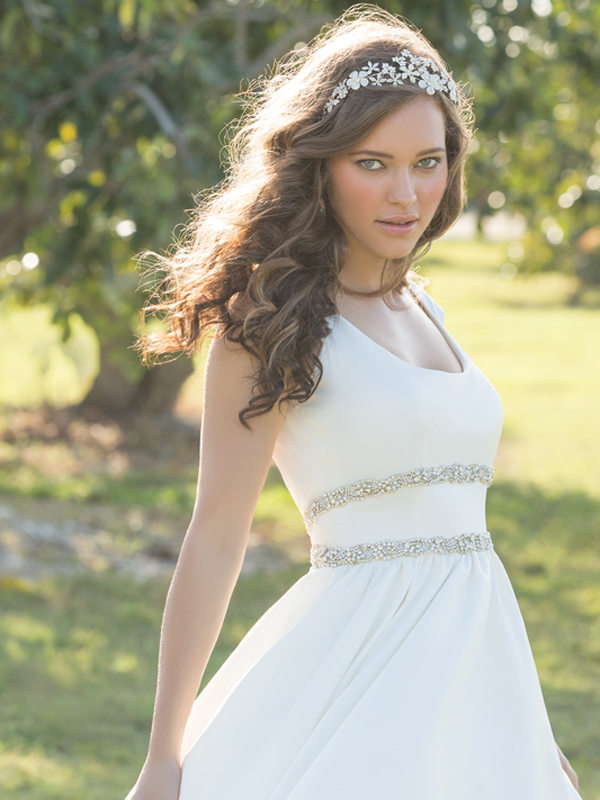 MJ07 Madison James designer Wedding Dress