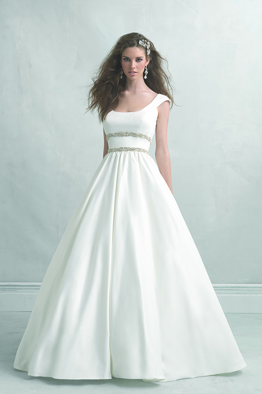 MJ07 Madison James Classic Bridal Gown