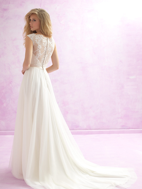 MJ101 Madison James Designer Bridal Gown