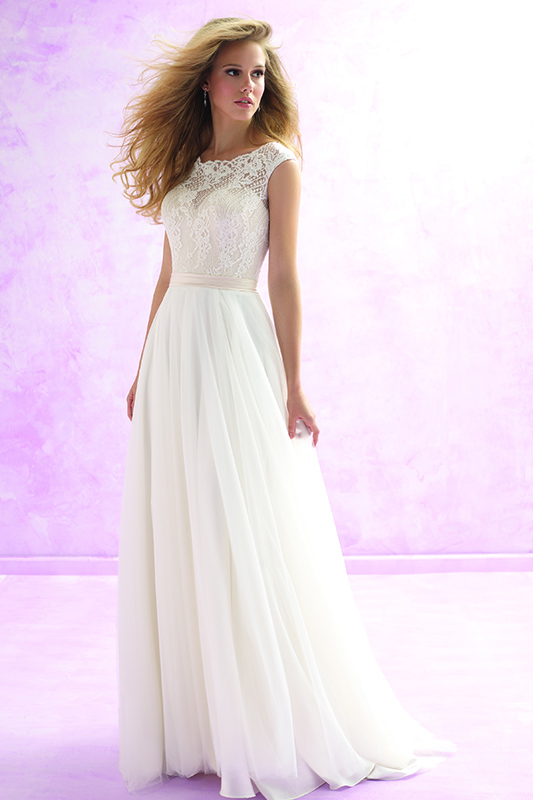 MJ101 Madison James Classic Bridal Gown