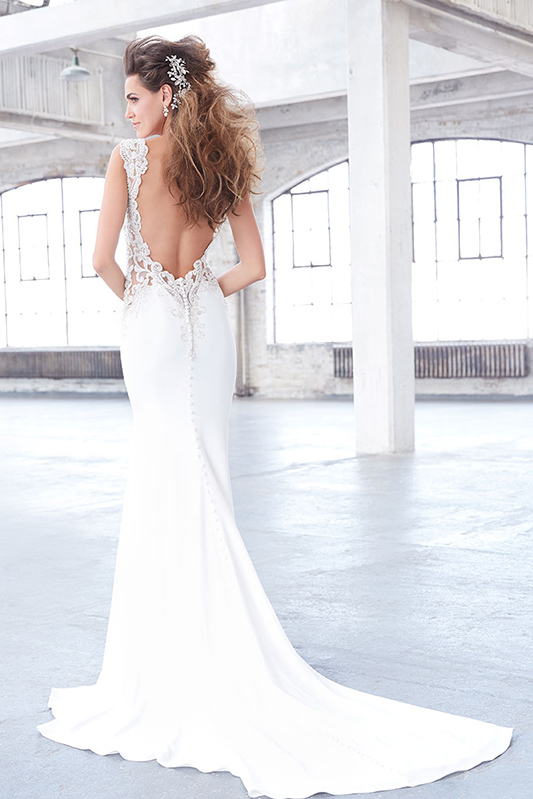 MJ307 Madison James Modern Bridal Gown