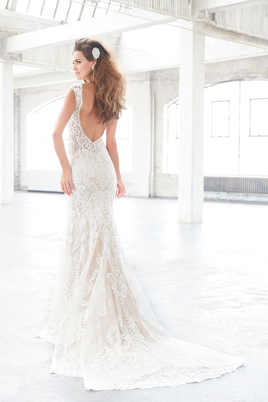 MJ310 Madison James Modern Bridal Gown