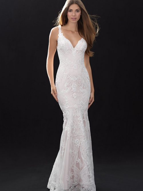 MJ405 Madison James Modern Bridal Gown