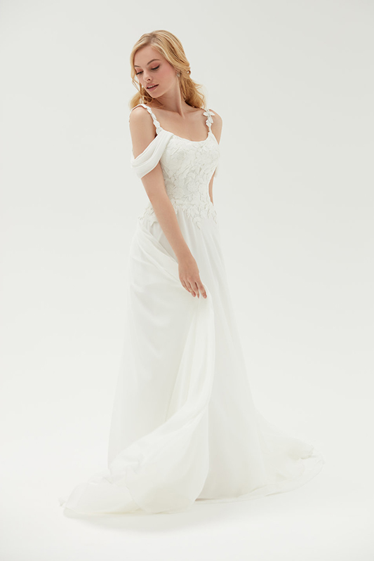 MJ408 Madison James Princess Line Bridal Gown