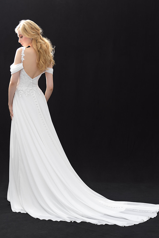 MJ408 Madison James Elegant Bridal Gown