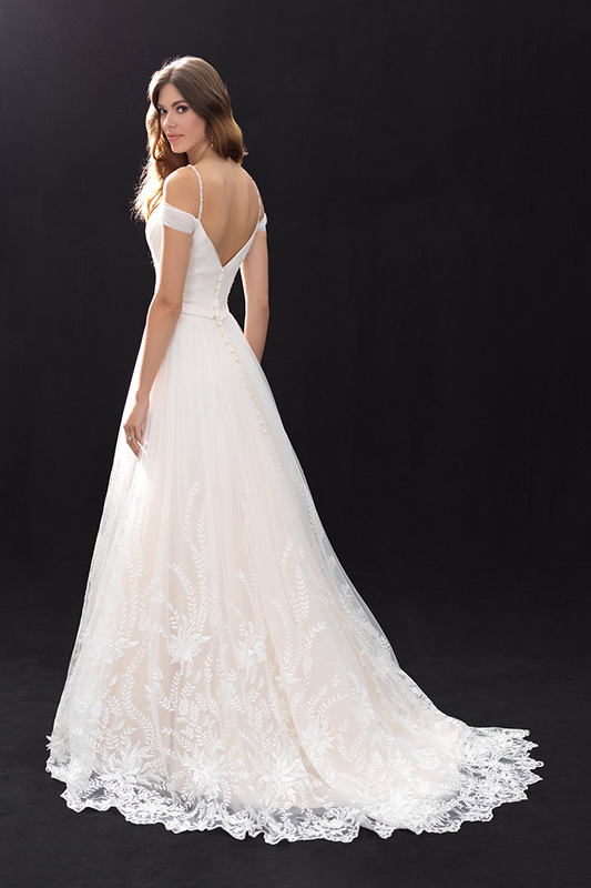 MJ416 Madison James Princess Line Bridal Gown